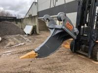 Rippertand 10-18 ton