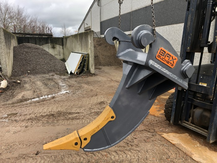 Rippertand 18-26 ton